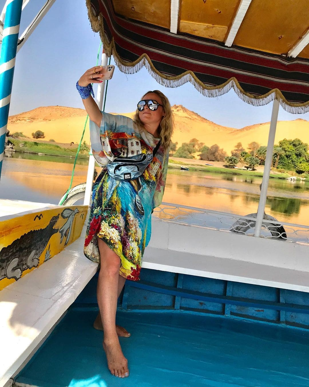 Экскурсия по Нилу в Асуане фото