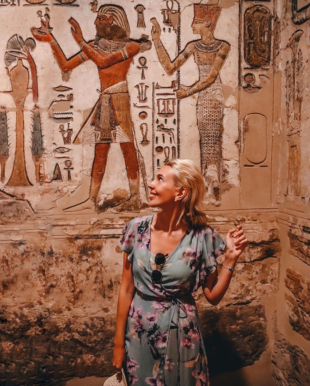 Экскурсия в Луксоре фото