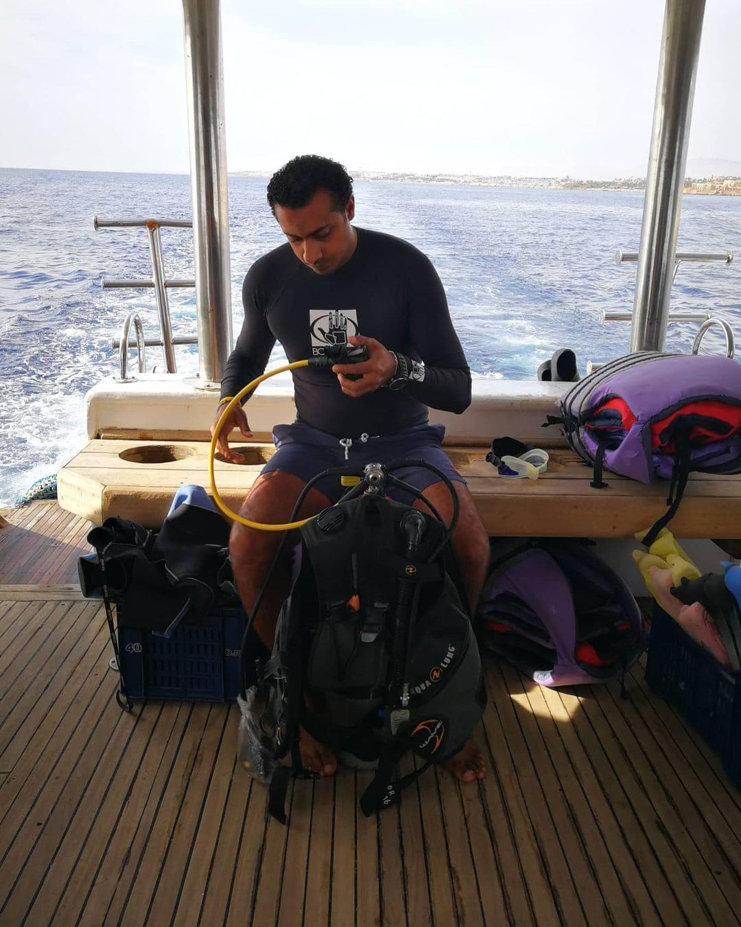 Экскурсия на яхте в Шарм Эль-Шейхе фото 4