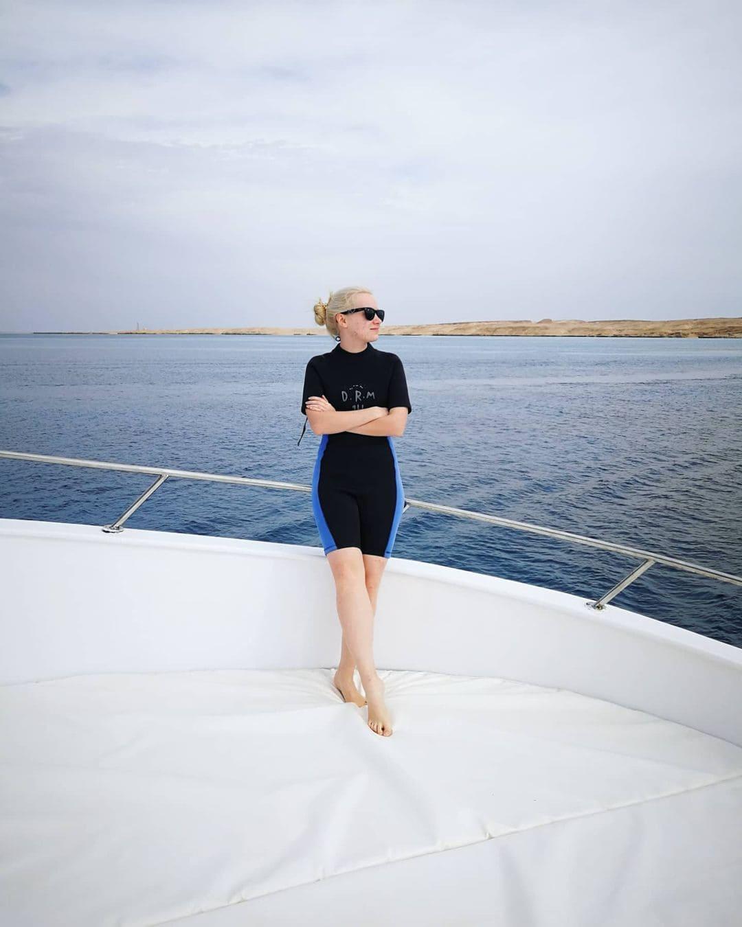 Экскурсия на яхте в Шарм Эль-Шейхе фото 5
