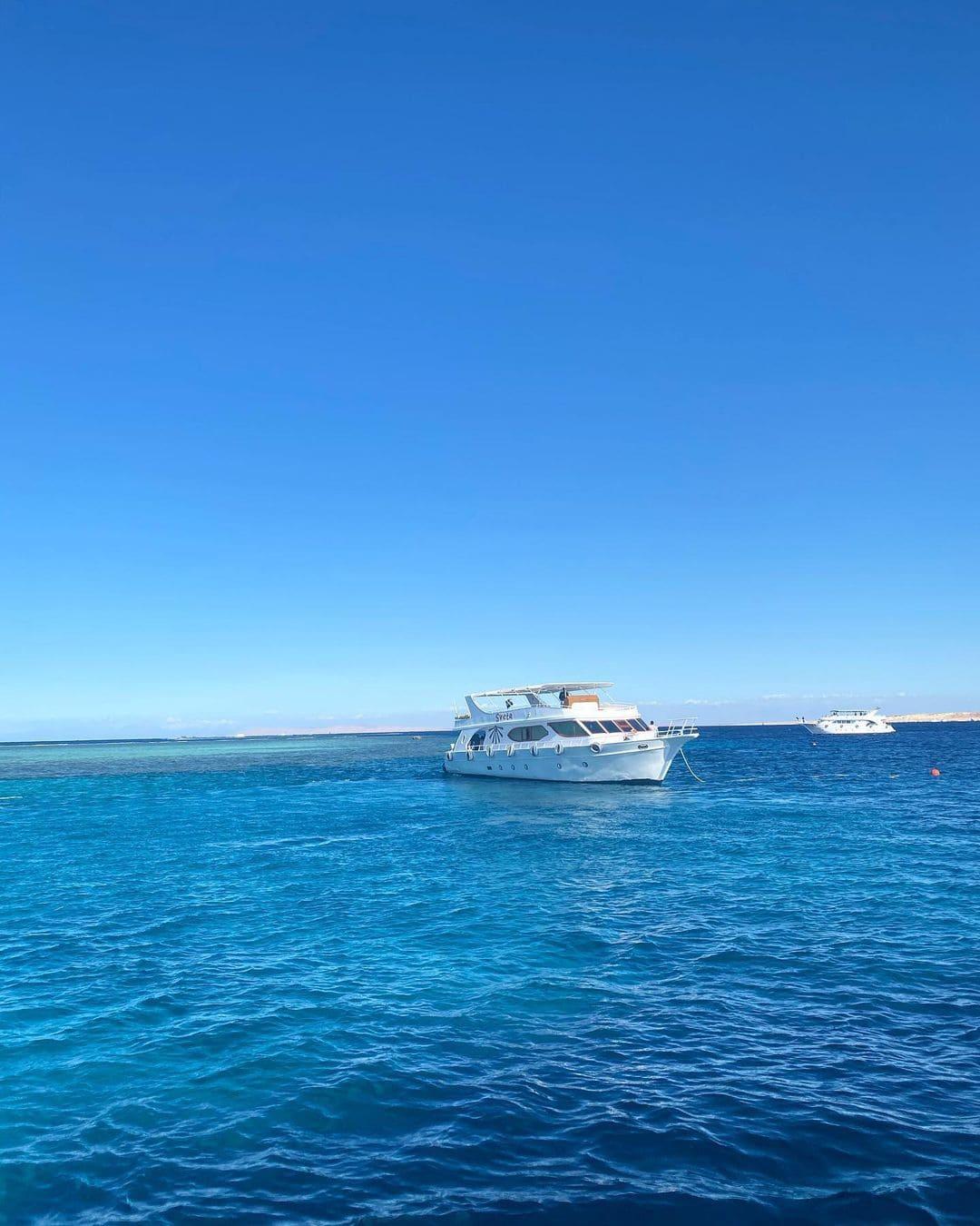 Экскурсия на яхте в Шарм Эль-Шейхе фото 6