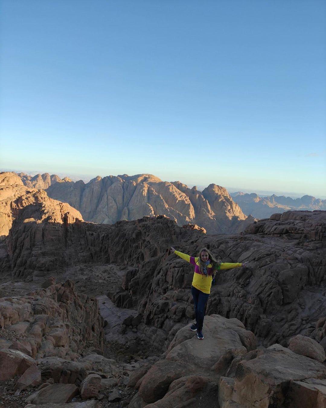 Экскурсия Гора Моисея и Монастырь Св. Екатерины фото 2