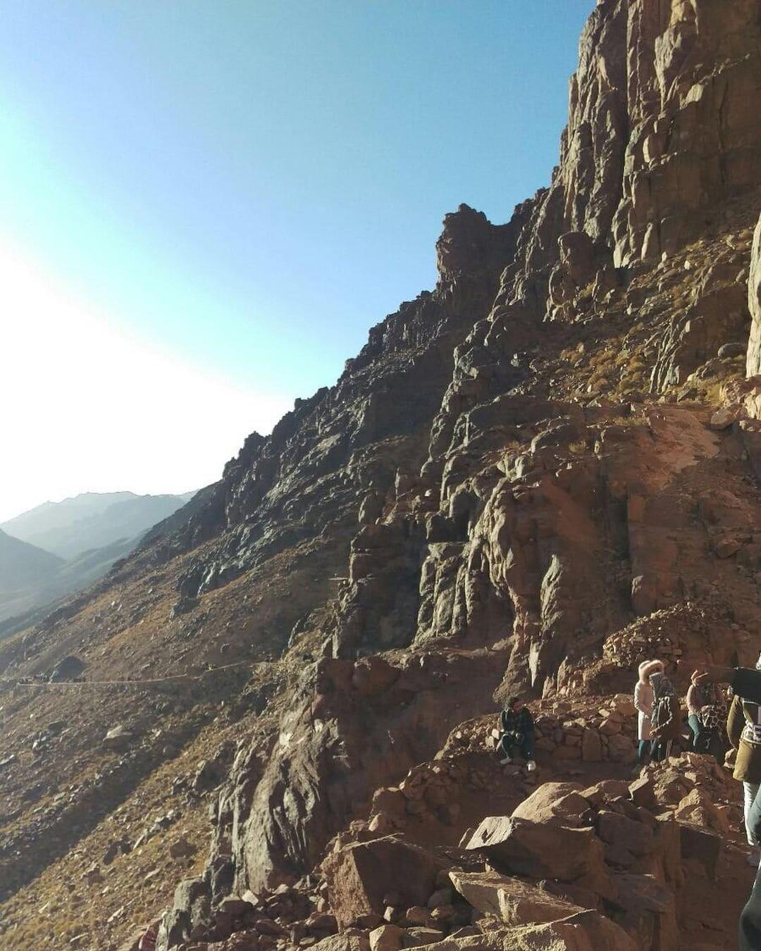 Гора Моисея экскурсия фото
