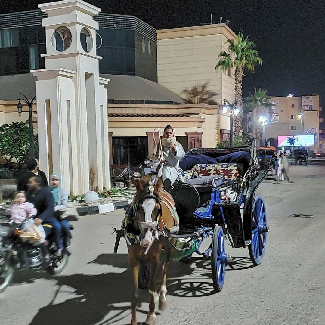 Фото трансфера из Каира в Луксор
