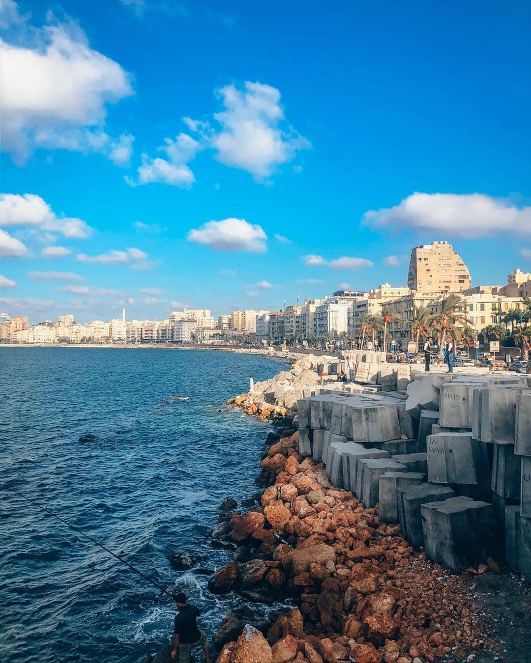 Экскурсия в Александрии фото